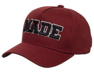 Boné Made in Mato Snapback MADE Red