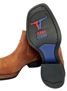 Botina Texas Rodeo Crazy Sela