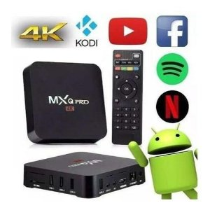 Tv Box MXQ Pro 4K  Android Smart