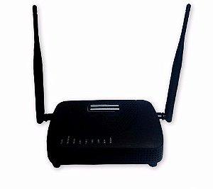 Modem Roteador Arcadyan Wi-fi 300mbps 2 Antenas