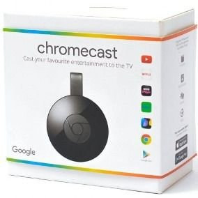 Google Chromecast 2 para TV ( Original 2018 )