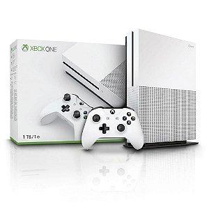 Xbox One s - 1TB - 1 Controle
