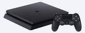 PlayStation 4 Slim 500GB - 1 Controle sem fio