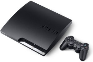 Playstation 3 - 1 Controle + 2 Jogos