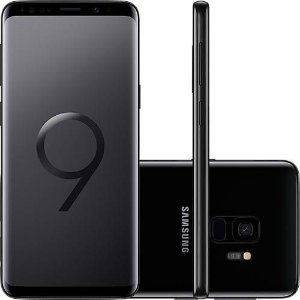 """Galaxy S9 Dual Chip Android 8.0 Tela 5.8"""" Octa-Core 2.8GHz 128GB"""
