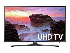 "Smart TV LED 43"" Samsung 4K/Ultra HD 43MU6100"