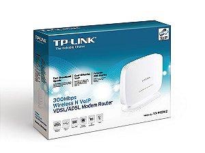 Tp-link Modem Vdsl/adsl Voip Router Td-vg5612