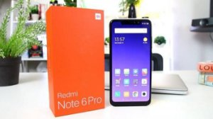 Xiaomi Redmi Note 6 Pro - 64GB -4GB de RAM