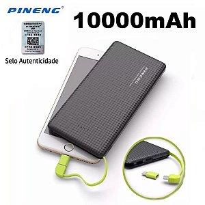 Bateria Externa Pineng 10000mAh Original
