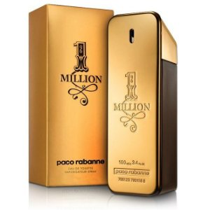 Perfume One Million Masculino - 200ml Paco Rabanne