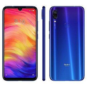 Redmi Note 7 4gb/64gb - Azul - Câmera 48mpx