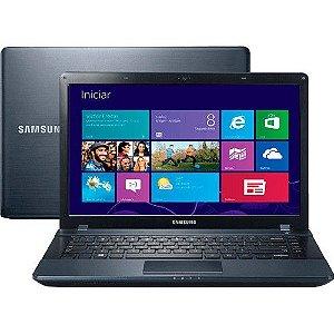 Notebook Samsung - Dual Core 1.5Ghz - SSD 240GB - 4GB de Memória