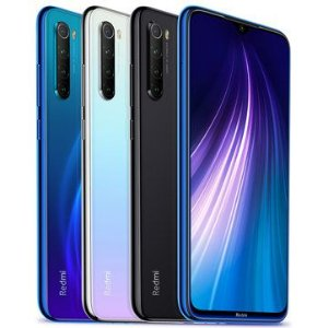 Xiaomi Redmi Note 8 6,3 polegadas 48MP