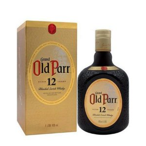 Whisky Grand Old Parr 12 Anos - 1L