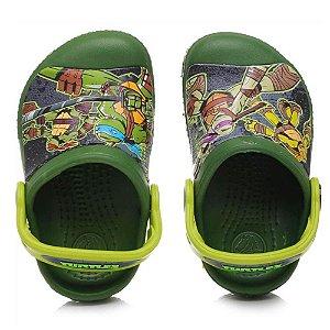 Crocs Kids Tartarugas Ninja TMNT