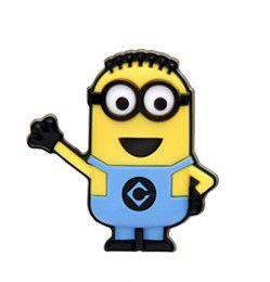 Bottom Jibbitz 3D Minions Jerry