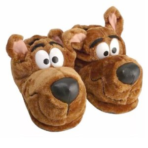 Pantufa Scooby Doo