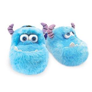 Pantufa Sulley Azul