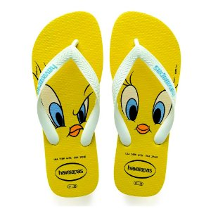 Havaianas Looney Tunes Piupiu