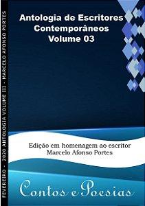 Antologia volume 03