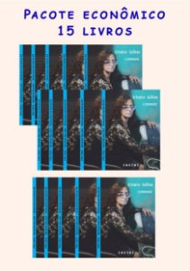 Pacote econômico 15 livros Escritores contemporâneos (Contos de fevereiro)