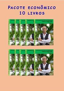 Pacote econômico 10 livros Escritores contemporâneos (Poemas de fevereiro)