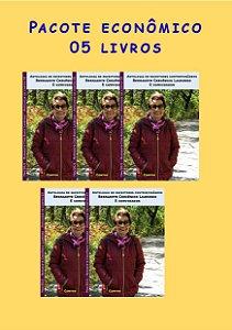 Pacote econômico 05 livros Escritores contemporâneos (Contos de março)