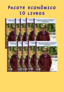 Pacote econômico 10 livros Escritores contemporâneos (Contos de março)