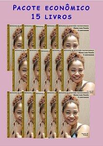 Pacote econômico 15 livros Escritores contemporâneos (Contos de março)