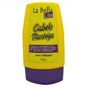 Cabelo Manteiga Leave-in 150g La Bella Liss