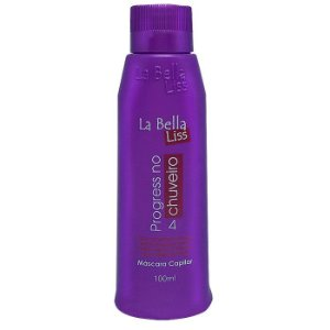 Progressiva No Chuveiro 100ml La Bella Liss