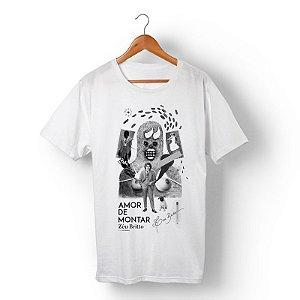 Camiseta - Amor de Montar