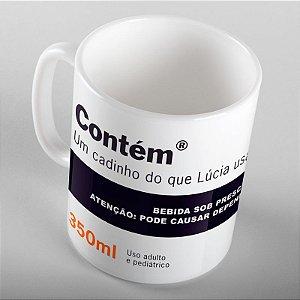 Caneca - Lúcia