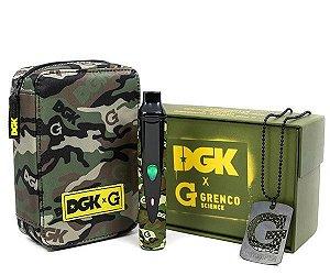 Kit DKG G Pro Material (Ervas Secas) - Snoop Dogg