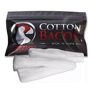 Algodão Orgânico Cotton Bacon - WICK N VAPE