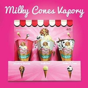 Líquido Milky Cones Vapory