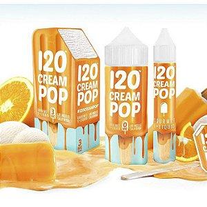 Líquido 120 Cream POP