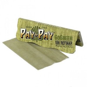 Seda Pay-Pay Go Green de Alfalfa King Size