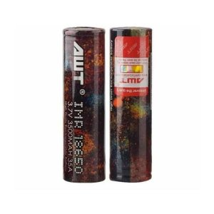 Bateria/ Pilha IMR 18650 - 3.7V 3500mAh 35A - AWT