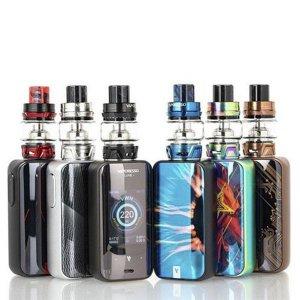 Kit LUXE 220w Tanque SKRR - Vaporesso