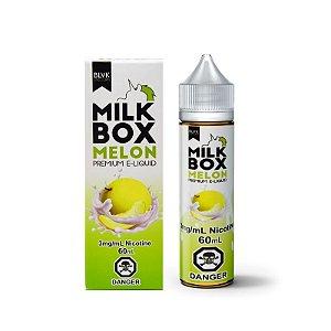 Líquido Milk Box - BLVK