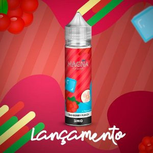 Líquido Cranberry Punch - Magna Ice
