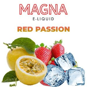 Líquido Red Passion - Magna Ice