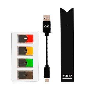 Pod System Yoop + 4 Refil