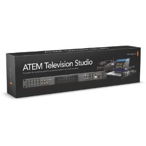 BLACKMAGIC ATEM TELEVISON STUDIO