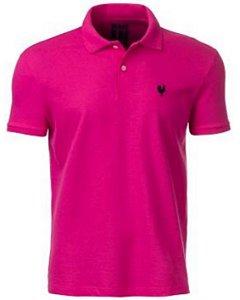 5e03ab9944 Camisa Polo Feminina Made in Mato Pink M - Janneck Variedades