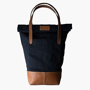 Bolsa de Couro Camille – Deep Blue