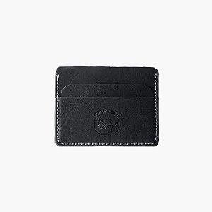 Carteira Porta cartão de couro Neal – Black