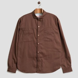 Camisa Worker Marrom