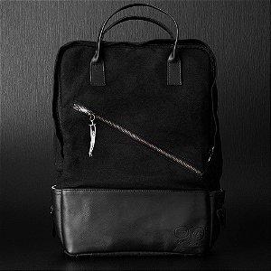 Mochila de couro by Gola – Black [Artist Series]